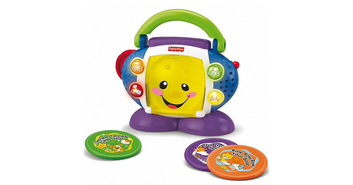 Fisher-Price Lernspaß - CD-Spieler