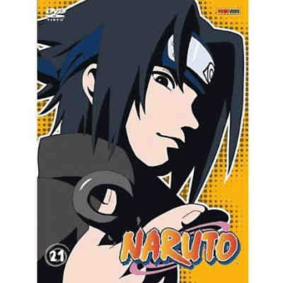 DVD Naruto - Vol. 21