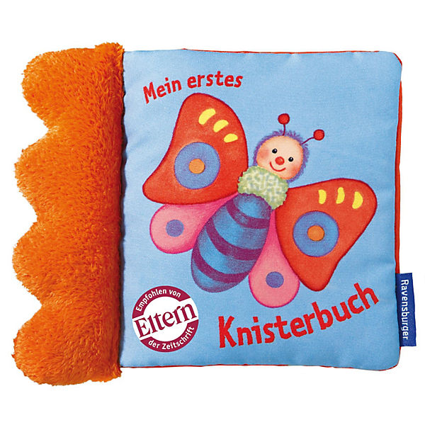ministeps Mein erstes Knisterbuch