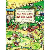 Mein Wimmel-Wendebuch: Finde Anne und Tim auf dem Land!, Sammelband