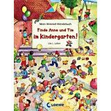 Mein Wimmel-Wendebuch: Finde Anne und Tim im Kindergarten!, Sammelband