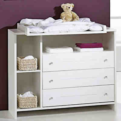 wickelkommode wickeltisch g nstig online kaufen mytoys. Black Bedroom Furniture Sets. Home Design Ideas