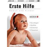 DVD Erste Hilfe Babys und Kinder