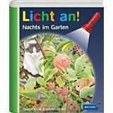 Licht an! Nachts im Garten
