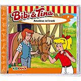 CD Bibi und Tina 02 - Amadeus ist krank