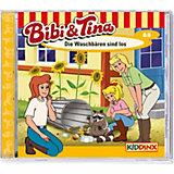 CD Bibi und Tina 63 Die Waschbären sind los