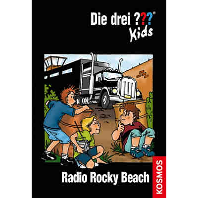 Die drei ??? Kids: Radio in Rocky Beach