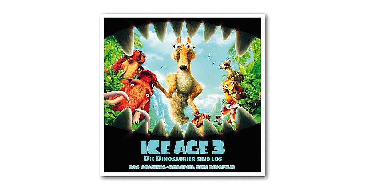 CD Ice Age 3 - Hörspiel Kino