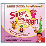 CD Detlev Jöcker - Singen & Bewegen -  für eine spielerische Fitness
