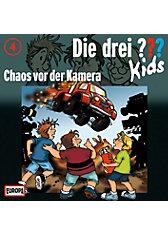 CD Die drei ??? Kids 4