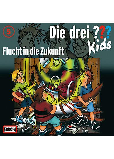 CD Die drei ??? Kids 5