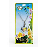 Kinderschmuck, Disney Fairies Halsband mit Medaillon
