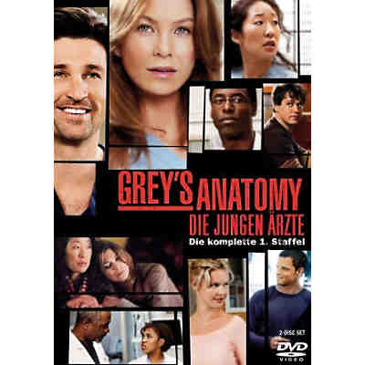 DVD Grey´s Anatomy - Season 1