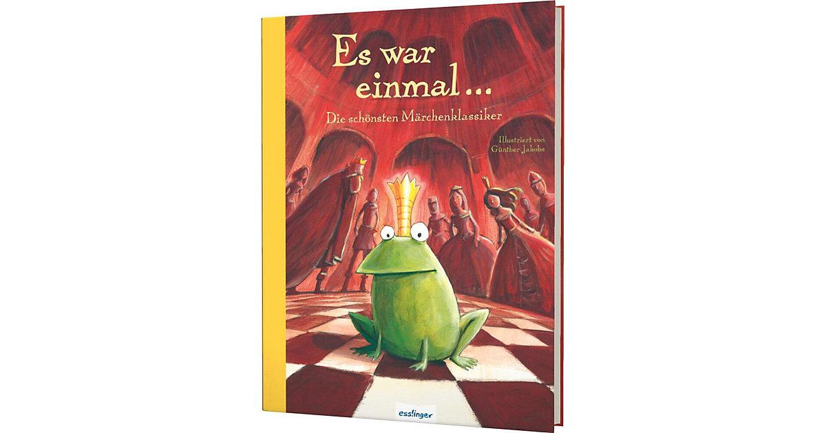 Buch - Es war einmal... Die schönsten Märchenklassiker