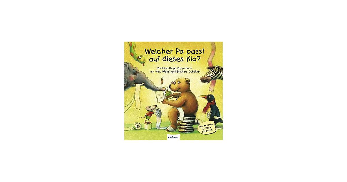 Buch - Welcher Po passt auf dieses Klo?