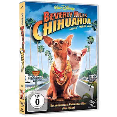 DVD Beverly Hills Chihuahua