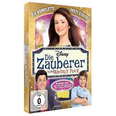 DVD Die Zauberer vom Waverly Place - Season 1
