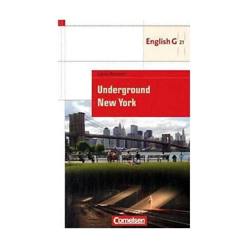 Buch - Underground New York