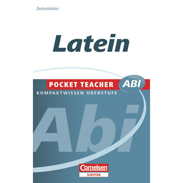 Pocket Teacher Abi Latein