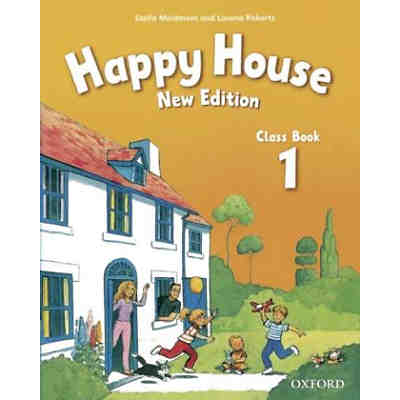 Happy House, New Edition: Class Book