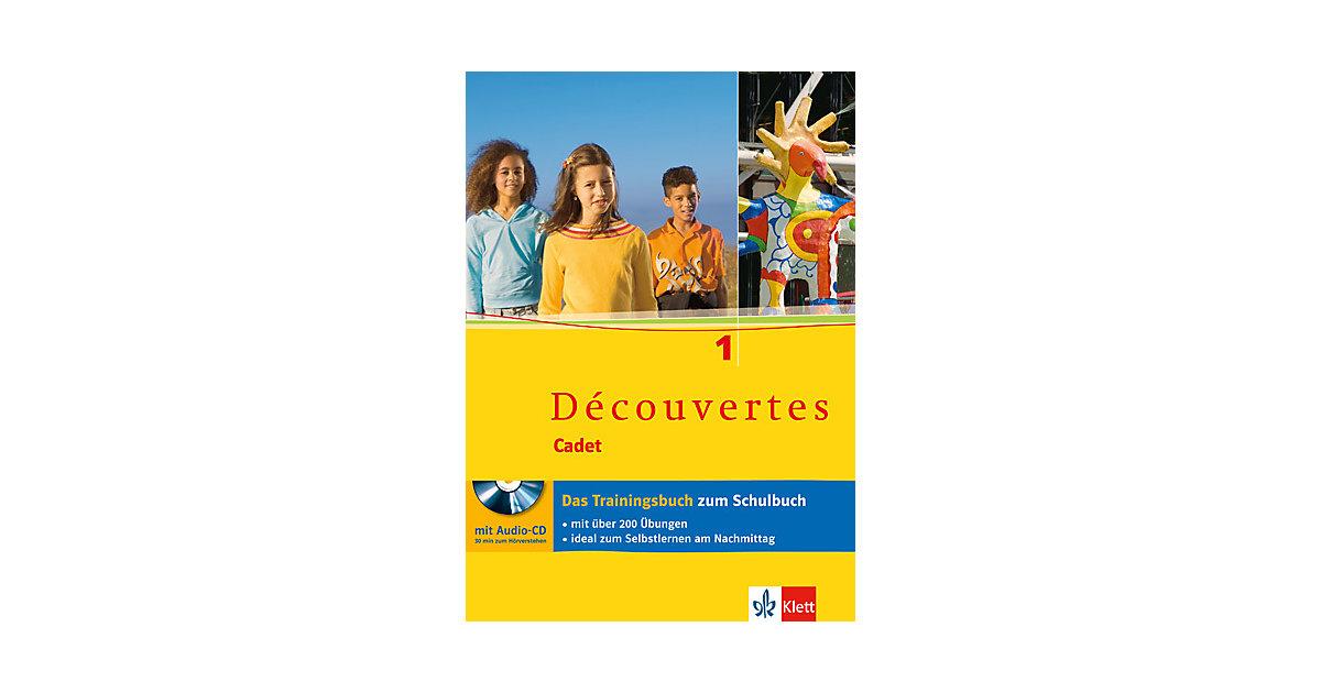 Buch - Découvertes, Cadet: Cadet: Trainingsbuch, m. Audio-CD