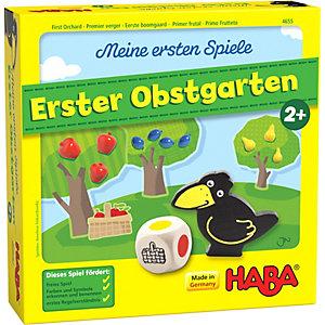 HABA 4655 SPIELE Meine ersten Spiele - Erster Obstgarten