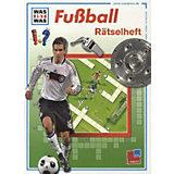 WAS IST WAS Rätselheft: Fußball