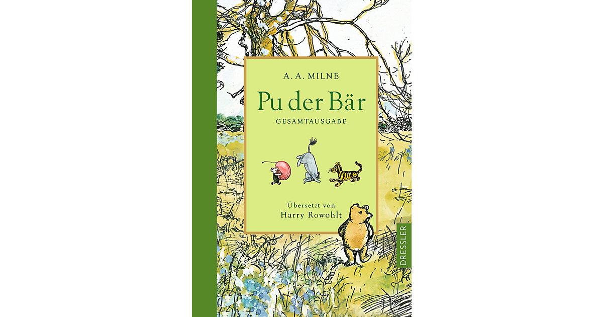 Buch - Pu der Bär, Gesamtausgabe