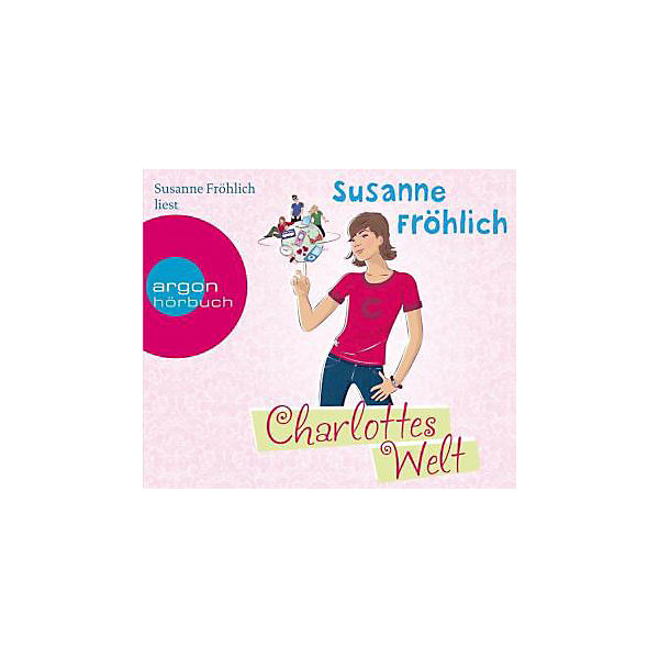 Charlottes Welt, 1 Audio-CD