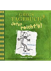 Gregs Tagebuch 3 - Jetzt reicht's!, Audio-CD