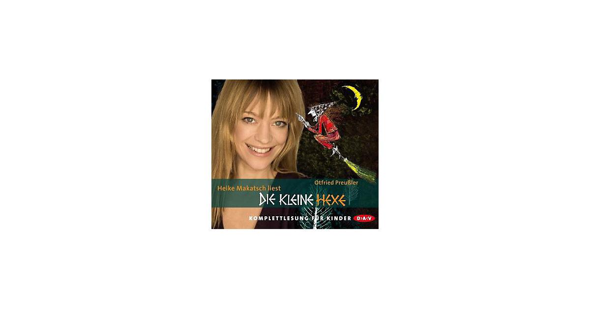 Die kleine Hexe, 2 Audio-CDs Hörbuch