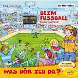 Was hör ich da? Fußball, Audio-CD