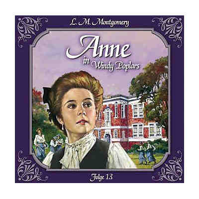 Anne in Windy Poplars: Die neue Rektorin, Audio-CD