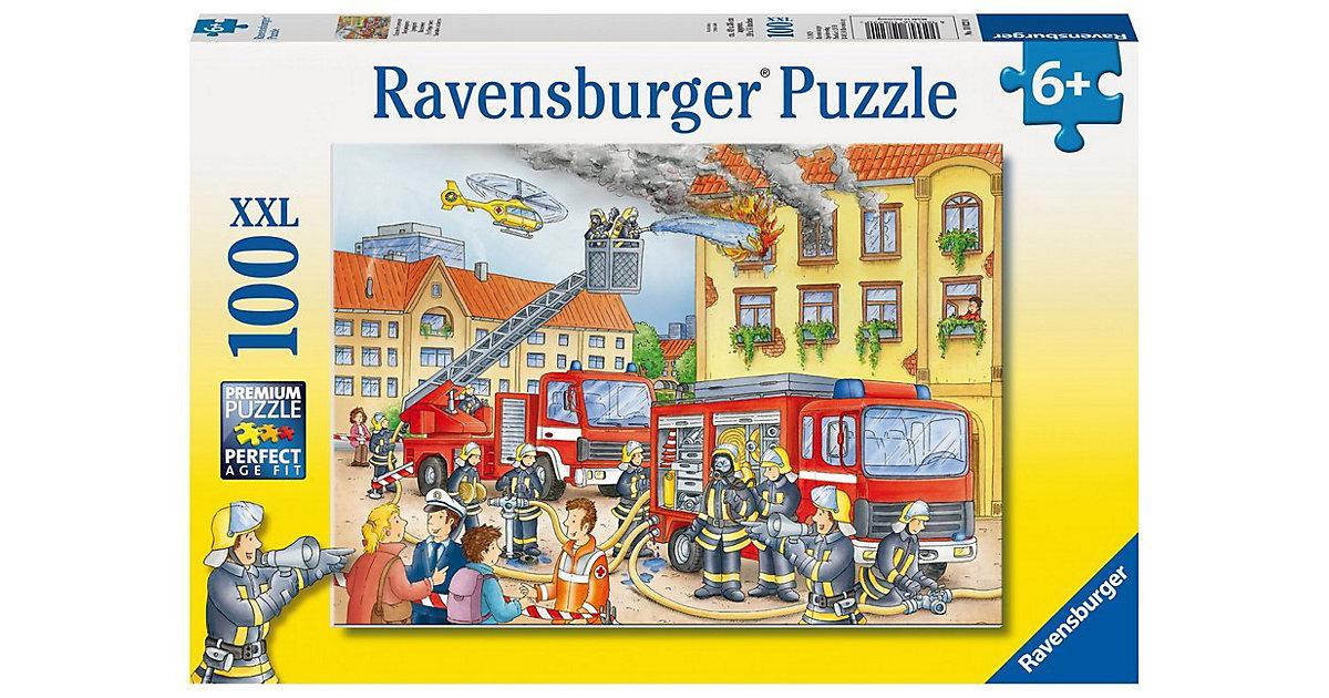 Puzzle XXL 100 Teile Unsere Feuerwehr