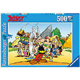 Puzzle 500 Pieces Asterix & Co