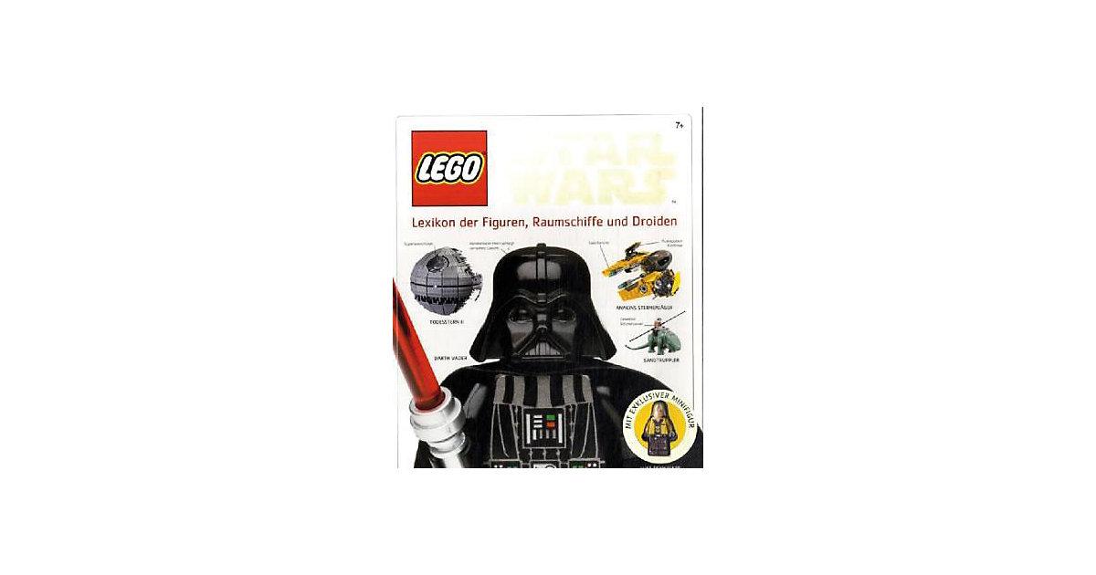 Buch - LEGO Star Wars - Lexikon der Figuren, Raumschiffe und Droiden