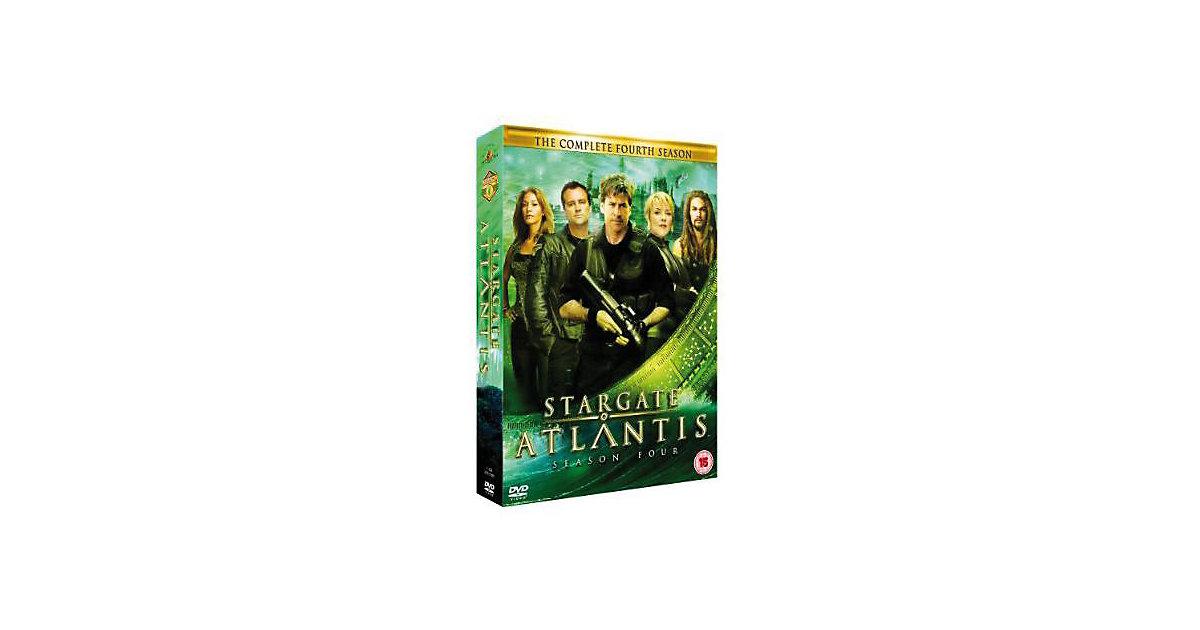 DVD Stargate Atlantis - Season 4