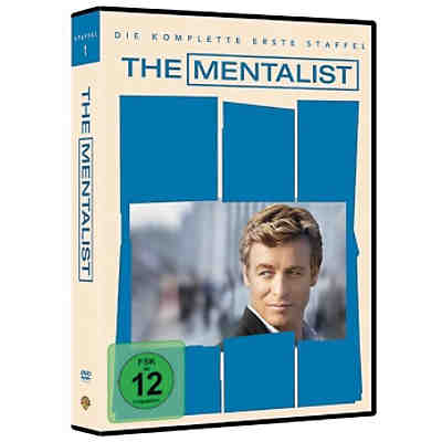 DVD The Mentalist - Season 1