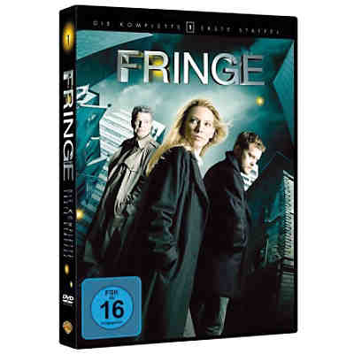 DVD Fringe - Season 1
