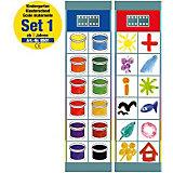 Flocards Set 1: Kindergarten ab 3 Jahre