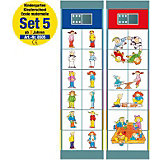Flocards Kindergarten Set 5 (Lernspiel)
