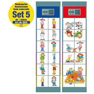 Flocards Kindergarten Set 5 (Lernspiel)