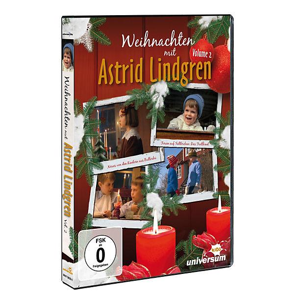 dvd weihnachten mit astrid lindgren vol 2 universum mytoys. Black Bedroom Furniture Sets. Home Design Ideas