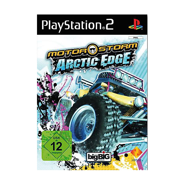 PS2 Motorstorm Arctic Edge