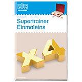 LÜK: Supertrainer Einmaleins, Übungsheft