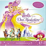 CD Barbie und die Drei Musketiere Liederalbum zum Film