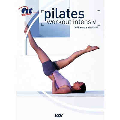 DVD Pilates Workout Intensiv m. Anette Alvaredo