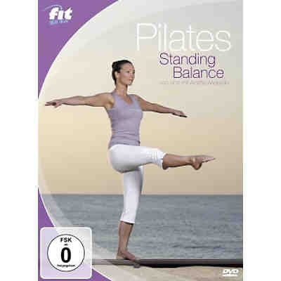DVD Fit For Fun - Pilates Standing Balance