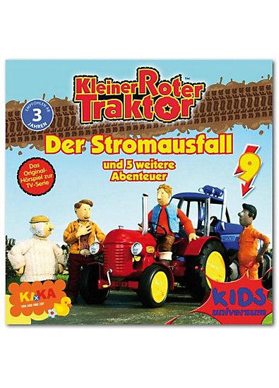 CD Kleiner Roter Traktor 09 - Der Stromausfall und 5 weitere Geschichten