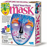 Paint Your Own Mask Craft Kit